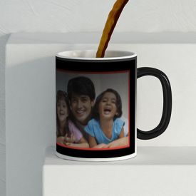 Magic Mug Black (Customize)