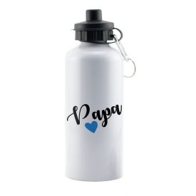 Father's Day' Gifts 600 ml Sport Sipper Printed Water Bottle