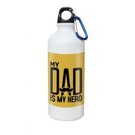 Gift For Father's Day Printed Sipper Water Bottle Best Gift For Father