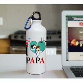 I Love Dad Printed Sipper 600 ml