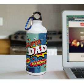 Fathers day gifts For dad Sipper(600ml, White)