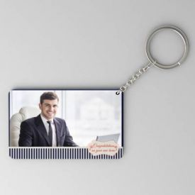 Personalized House Warming Keychain