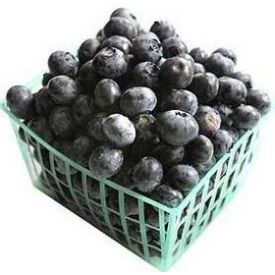 1 Kg Blue Berry (Jamun) with Basket