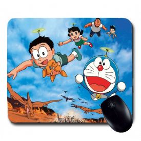 Doreamon is my best friend mouse pad