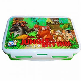 Jungle Rhythm Lunch Box for Kids