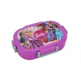 Barbie School Lunchbox Pink And Purple