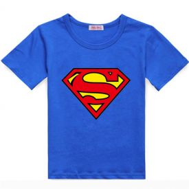 Blue Superman T-Shirt