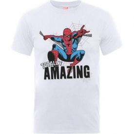 Amazing white Spiderman T-Shirt