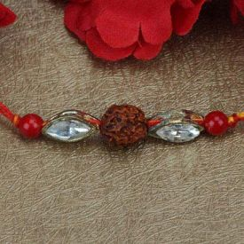Love For Rudraksha Rakhi