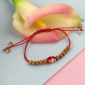 Bless Sandalwood Rakhi