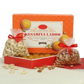 Moti Choor Laddoo Mixed Dry Fruits