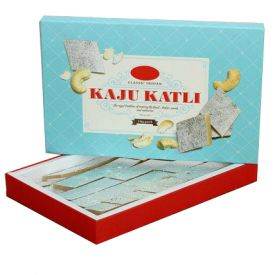 Celebration with Kaju Barfi