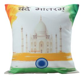 Vande Matram Cushion