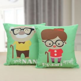 Nanu Nani Cushion