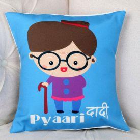 Pyaari Dadi Cushion