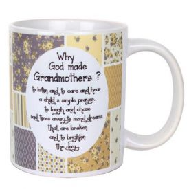 Grandmothers Printed Mug
