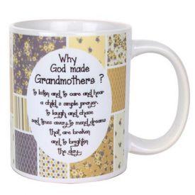 Grandmothers Printed Mug