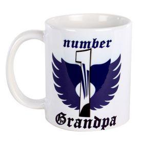 Number 1 Grandpa Mug