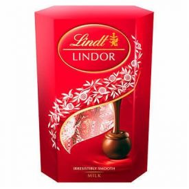 Lindt Lindor - Exotic Milk Truffles Chocolate