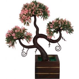 Bonsai Artificial Plant with Pot