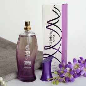 Celebrity Purple Perfume