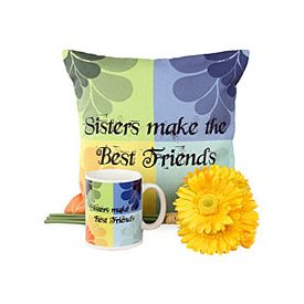 best combo gifts for sister