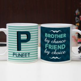 personalized mug with name