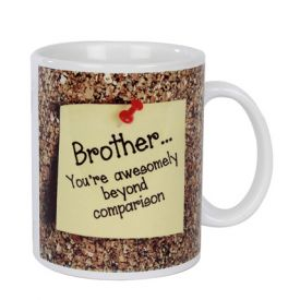 Brother Coffee Mug