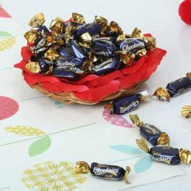 Cadbury Chocolairs Gold Candy