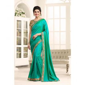 Border Worked Saree