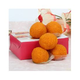 Moti Choor Laddoo - 250 grams