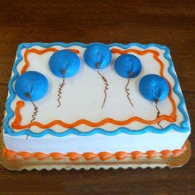 Balloon N Joy Cake