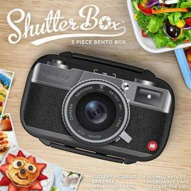 Bento Camera Lunch Box
