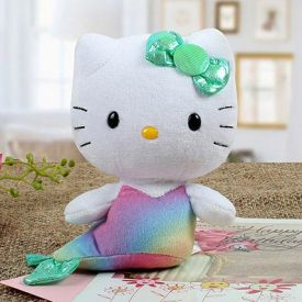 Lovely Hello Kitty Mermaid