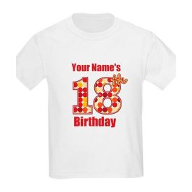 birthday personalized t-shirt