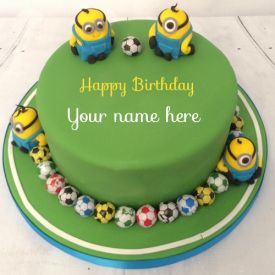 kids birthday cake