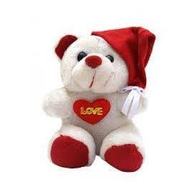 sweet Christmas teddy bear