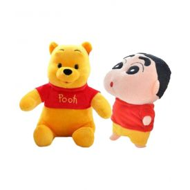 Shinchan and Pooh