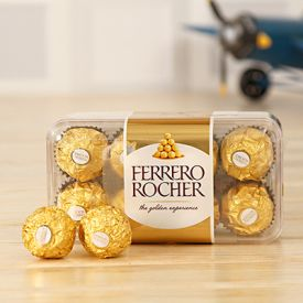 Box of yummy ferrero rocher