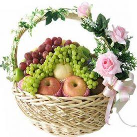 Decorative fruits basket 3 Kg