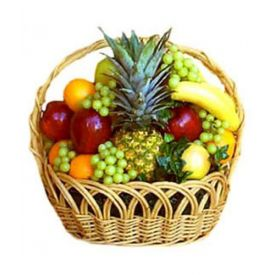 5 Kg mixed fruits basket