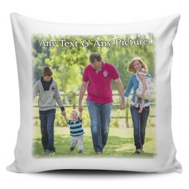 New Year personalized cushion