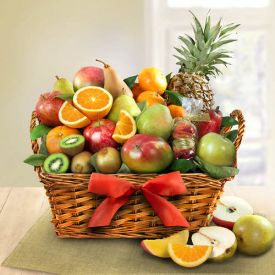 10 kg mixed fruits basket