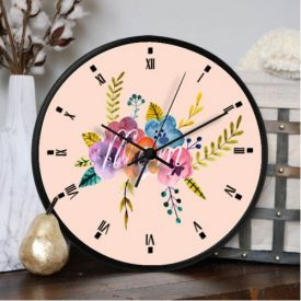 Printed Wall Clock