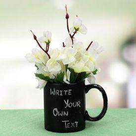 Mug And Plant