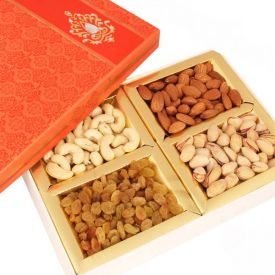 Dry Fruits Mixed In Box