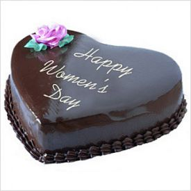 Chocolate woman day cake 1 Kg