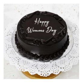 woman day chocolate cake 1Kg