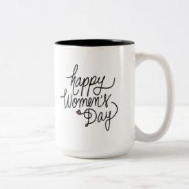 Women's day special mug