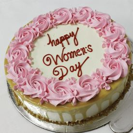 Happy woman day cake 1 Kg
